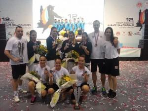 Prvenstvo Balkana - kadeti, juniori i U21