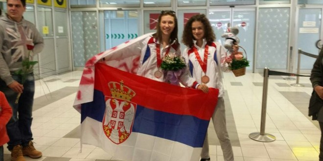 Andrijani i Milici medalje na svetskom prvenstvu