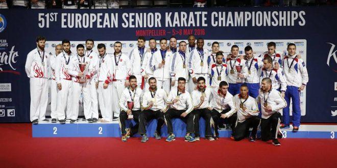 Muški tim u borbama osvojio bronzu