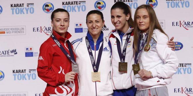 Srbiji tri bronze
