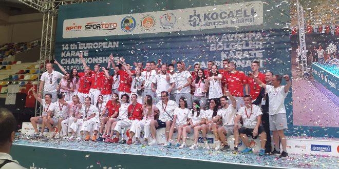 Beograd u ukupnom plasmanu zauzeo drugo mesto