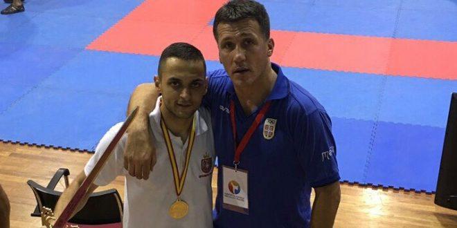 Marko Antić prvak Mediterana