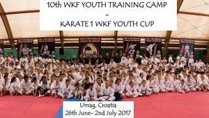 Svetski kamp i Svetski kupu za mlađe uzrasne kategorije