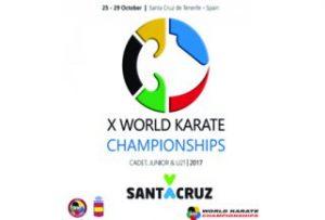 Svetsko prvenstvo (kadeti, juniori, ml. seniori)