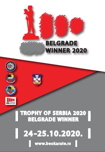 TROFEJ SRBIJE 2020 – BEOGRADSKI POBEDNIK